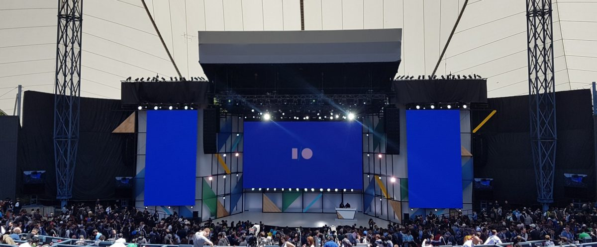 Google I/O 17 wrap up From mobile, through VR/AR, to Artificial Intelligence