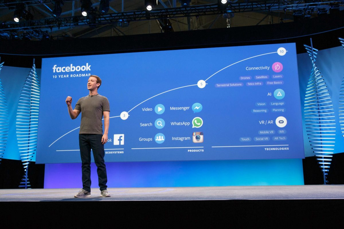 Facebook F8 2017 in 4 minutes Augmented reality, chat bots, AI and mind reading